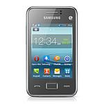 Samsung Rex 80 GT-S5220R Argent