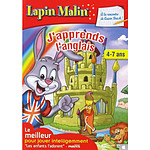 Lapin Malin - J'apprends L'anglais - 4/7 Ans (PC)