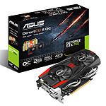 ASUS GTX760-DC2OC-2GD5 - GeForce GTX 760 2 Go