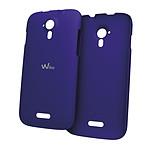 Wiko Coque Ultra Fine Cink Five Bleue
