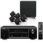 Denon AVR-1513 Noir + Boston SoundWareXS SE 5.1 Noir