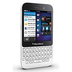 BlackBerry Q5 Blanc