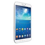 """Samsung Galaxy Tab 3 8"""" LTE SM-T3150 16 Go Blanc"""