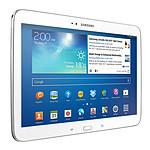 """Samsung Galaxy Tab 3 10.1"""" 3G GT-P5200 16 Go Blanc"""