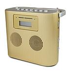 Metronic Radio CD/MP3 Portable Champagne