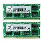 G.Skill SO-DIMM 8 GB (2 x 4 GB) DDR3L 1600 MHz CL9