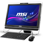 MSI Wind Top AE2051-054FR Noir