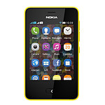 Nokia Asha 501 Double SIM Jaune