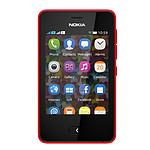 Nokia Asha 501 Double SIM Rouge