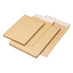 La Couronne Boîte de 500 pochettes Kraft B5 autocollantes 90g
