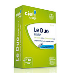 Ciel Duo Facile 2014 + 1 an d'assistance online