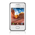 Samsung Star 3 GT-S5220 Blanc