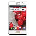LG Optimus L4 II Blanc
