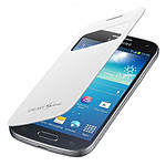 Samsung S-View Blanc pour Galaxy S4 Mini