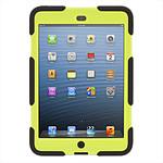 Griffin Survivor Noire et Lime iPad Mini