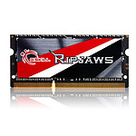 G.Skill RipJaws Series SO-DIMM 4 Go DDR3L 1600 MHz CL11