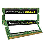 Corsair Value Select SO-DIMM 8 Go (2 x 4 Go) DDR3L 1600 MHz CL11