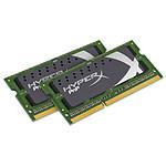 Kingston HyperX PnP SO-DIMM 16 Go (2 x 8 Go) DDR3 1600 MHz CL9