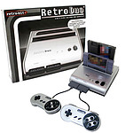 Retro Duo Silver NES & SNES