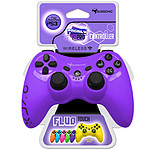 Subsonic PRO Controller Fluo Collection Violet (PS3)