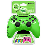 Subsonic PRO Controller Fluo Collection Vert (PS3)
