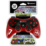 Subsonic PRO Football Controller Rouge (PS3)