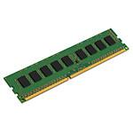 Kingston ValueRAM 4 Go DDR3L 1600 MHz ECC CL11 SR X8 (Intel)