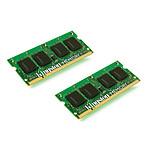 Kingston ValueRAM SO-DIMM 8 Go (2 x 4 Go) DDR3 1333 MHz CL9 SR X8