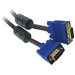 Câble haute qualité VGA mâle/mâle (15 m)