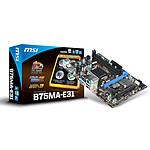 MSI B75MA-E31