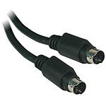 Câble S-Vidéo mâle/mâle (1.5 mètre)