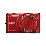 Nikon Coolpix S6600 Rouge