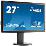 "iiyama 27"" LED - ProLite B2780HSU Noir"