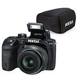 Pentax X-5 Noir + Pentax 50279