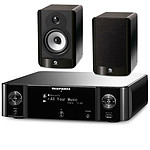 Marantz MCR 510 Noir + Boston A 25 Noir