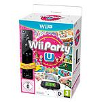 Wii Party U + Remote Plus noire (Wii U)
