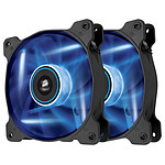 Corsair Twin Pack Air Series AF120 Blue Quiet Edition High Airflow