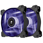 Corsair Twin Pack Air Series AF120 Purple Quiet Edition High Airflow