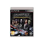 Injustice : Les dieux sont parmi nous - Ultimate Edition (PS3)