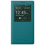 Samsung EF-CN900BL - Etui Clear Cover Turquoise pour Galaxy Note 3