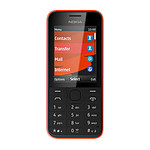 Nokia 208 Rouge