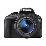 Canon EOS 100D + Objectif EF-S 18-55 mm f/3,5-5,6 III DC