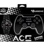 Subsonic ACE Controller Noir Edition Limitée (PS3)