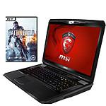 MSI GT70 2OC-025FR + Battlefield 4 Limited Edition Offert