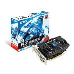 MSI Radeon R7 260X 2GD5 OC