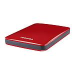 Toshiba Stor.e Canvio v7 500 Go Rouge