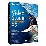Corel VideoStudio Pro Ultimate X6