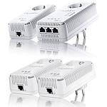 Devolo dLAN 500 AV Wireless+ Starter Kit + Devolo dLAN 500 AVplus Starter Kit