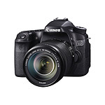 Canon EOS 70D + Objectif  EF-S 18-135mm IS STM