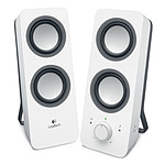 Logitech Multimedia Speakers Z200 (Blanc)